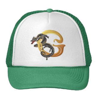 Dragonlore Initial G Hats