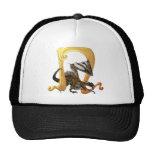 Dragonlore Initial N Hat