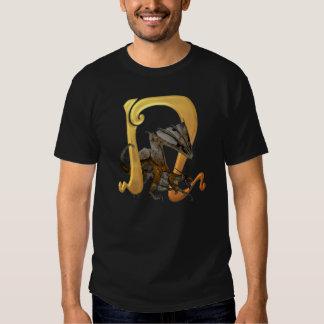 Dragonlore Initial N Shirt