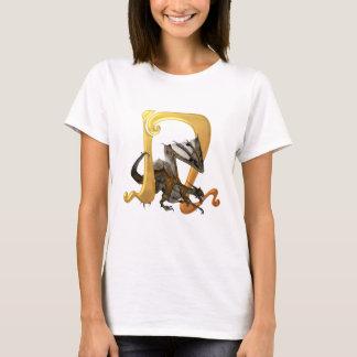 Dragonlore Initial N T-Shirt