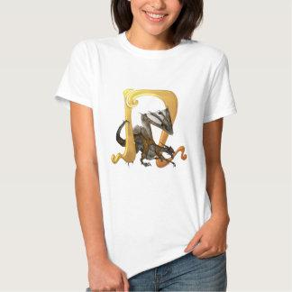 Dragonlore Initial N T-shirts