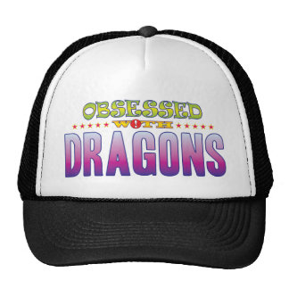 Dragons 2 Obsessed Cap