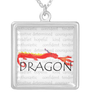 DRAGONS are Necklace