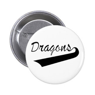Dragons 6 Cm Round Badge