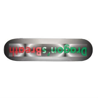 Dragon's Breath 21.3 Cm Mini Skateboard Deck
