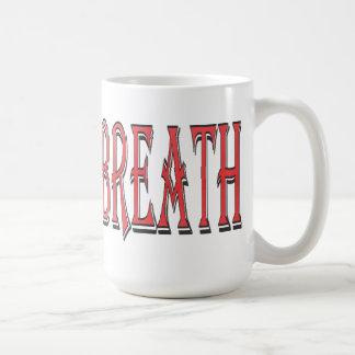 Dragon's Breath Basic White Mug