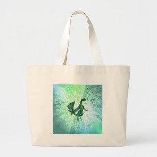 Dragons Breath Canvas Bag