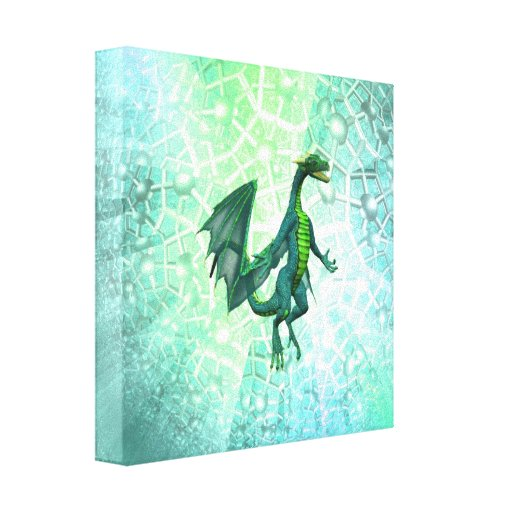 Dragons Breath Canvas Print
