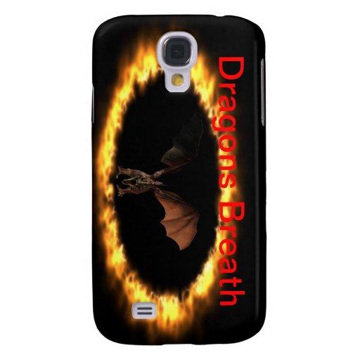 Dragons Breath Galaxy S4 Cases