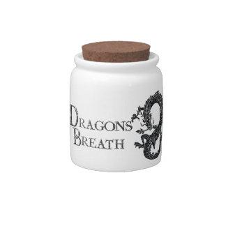 Dragons Breath Potion Candy Jars