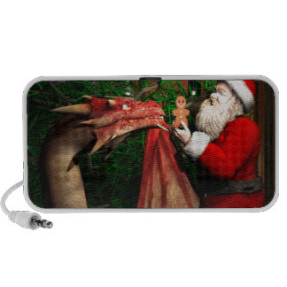 Dragons Christmas Speaker System
