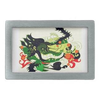 Dragons Den (Parchment) Belt Buckle