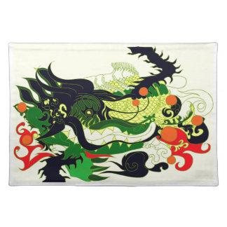 Dragons Den (Parchment) Placemat