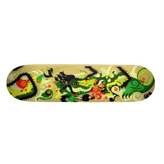 Dragons Den (Parchment) Skateboard Decks