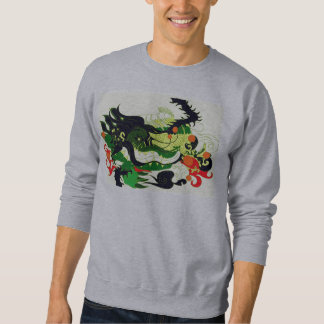 Dragons Den (Parchment) Sweatshirt