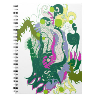 Dragons Den (Pastel) Notebooks