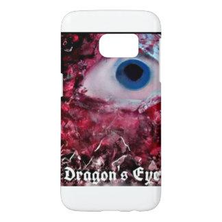 Dragon's Eye spray paint art phone case