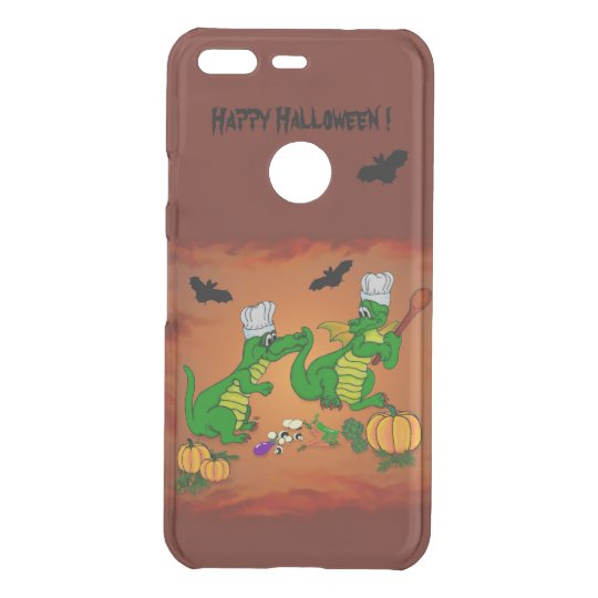 Dragons - Happy Halloween ! Today I will cook Uncommon Google Pixel Case