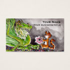 Dragon's Hoard Business Card