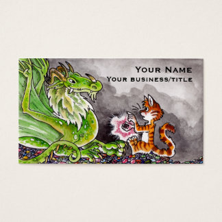 Dragon's Hoard Business Card