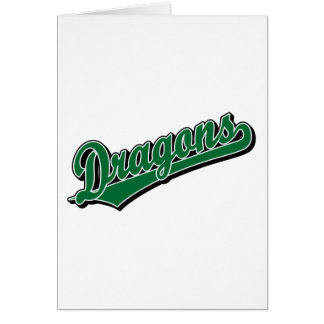 Dragons in Green Cards