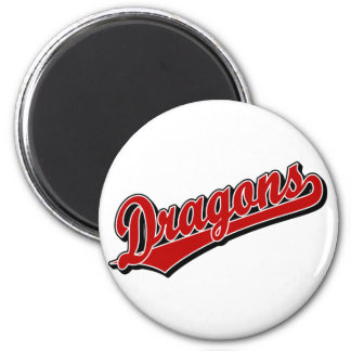 Dragons in Red Magnets