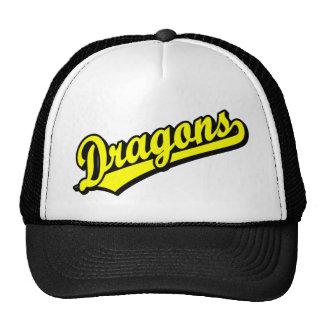 Dragons in Yellow Cap