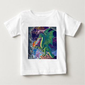 Dragon's Lair Baby T-Shirt