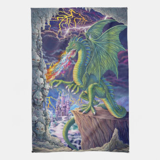 Dragon's Lair Towel