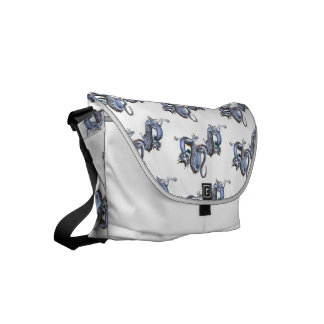 Dragons Courier Bag