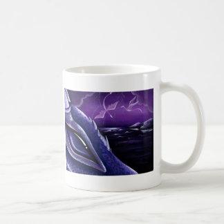 Dragons Of Amethyst Coast Coffee Mug