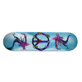 Dragons Of Peace Skateboards