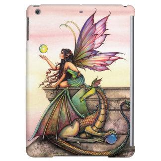 Dragon's Orbs Dragon Fairy Fantasy Art
