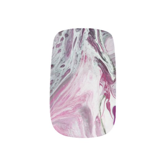 Dragons Swirl Nail Wraps