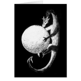 Dragon's Treasure Card