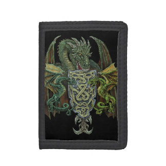 Dragons Trifold Wallet