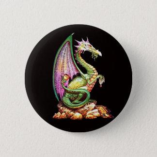 dragoon 6 cm round badge