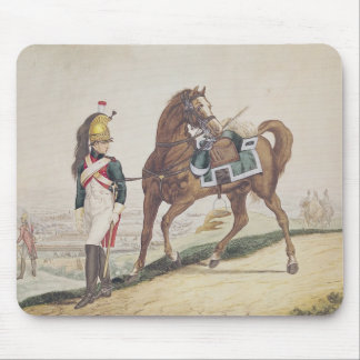 Dragoons of the French Imperial Army Mouse Mat