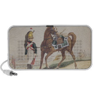 Dragoons of the French Imperial Army Mini Speakers