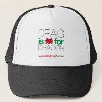 DRAIG TRUCKER HAT