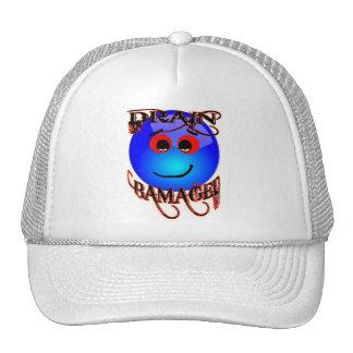 DRAIN BAMAGED MESH HAT