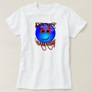 DRAIN BAMAGED T-Shirt