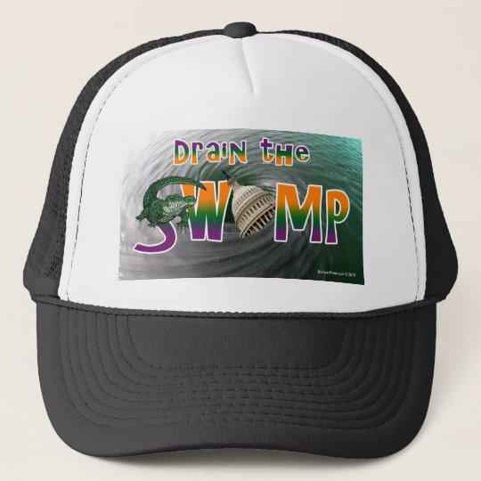 Drain the Swamp Cap