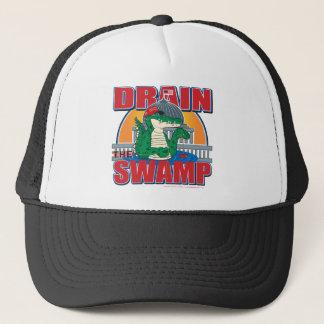 Drain-The-Swamp Trucker Hat
