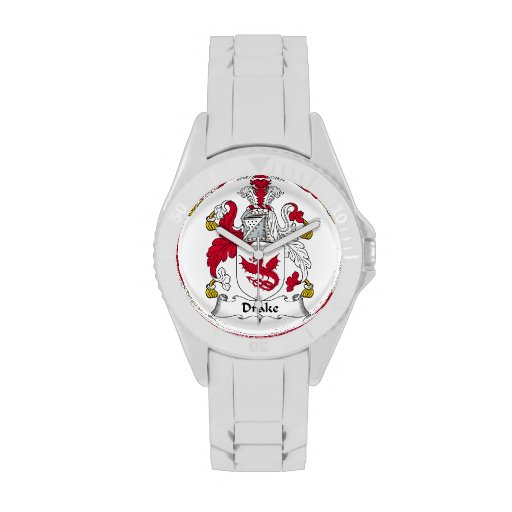 Drake Family Crest Wrist Watch