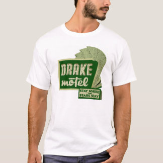 Drake Motel - Stay Where the Stars Stay T-Shirt