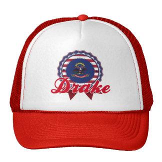 Drake, ND Mesh Hat
