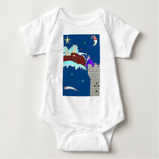 Drake vs Tickety Baby Bodysuit