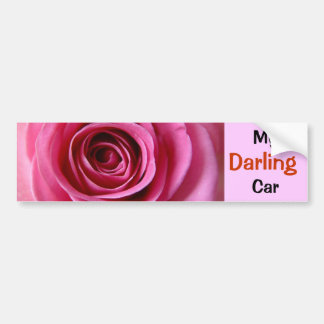Draling sticker for darling car
