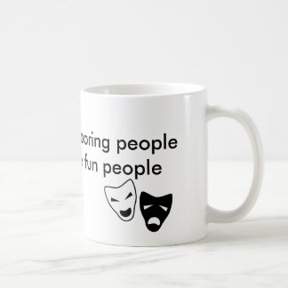 Drama 325ml Classic Mug